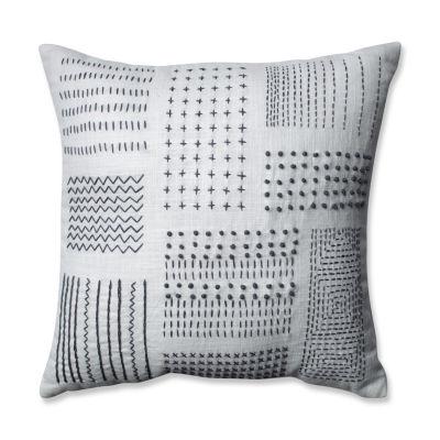 Pillow Perfect Tribal Sampler 16.5-inch Throw Pillow