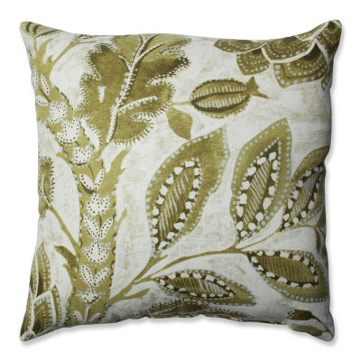 Pillow Perfect Java Tree Moss Pillow