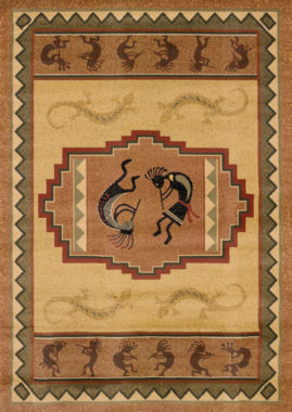 United Weavers Genesis Collection Ancient Icon Rectangular Rug