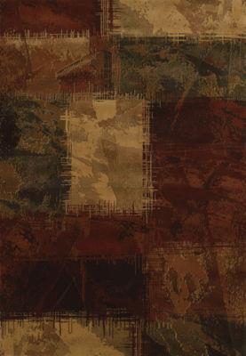 Genesis Collection Baritone Rectangular Rug