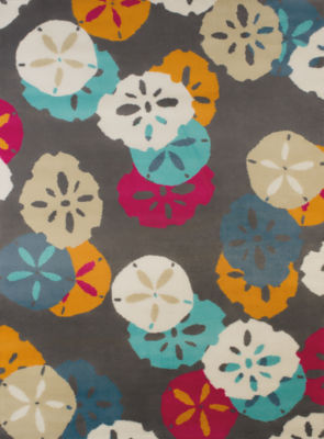 United Weavers Regional Concepts Collection Sand Dollar Cove Rectangular Rug
