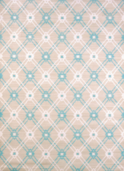 United Weavers Regional Concepts Collection Trellis Rectangular Rug