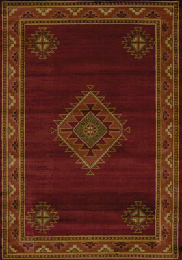 United Weavers Genesis Collection Laramie Rectangular Rug
