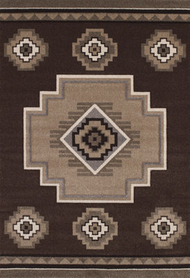 United Weavers Townshend Collection Mountain Rectangular Rug