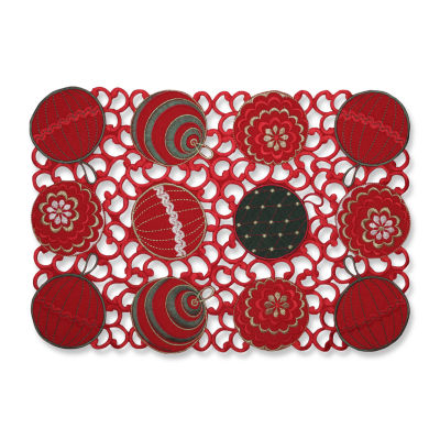 Pillow Perfect Pillow Perfect Table Linens 2-pc. Placemat