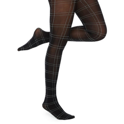 Mixit Plaid Tights