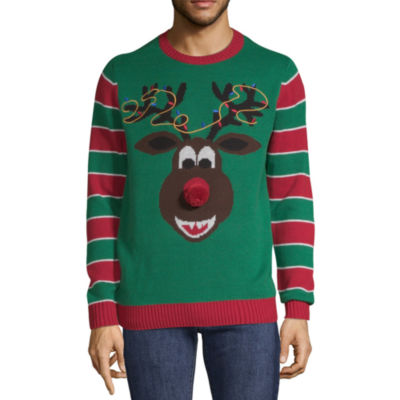 Ugly Christmas Peppermints Sweater