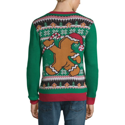 Ugly Christmas Gingerbread Sweater