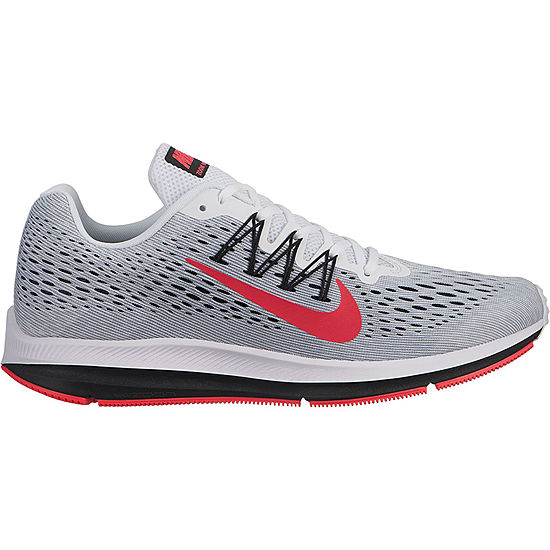 fecb602e4c1 Nike Zoom Winflo 4 Mens Lace-up Running Shoes - JCPenney