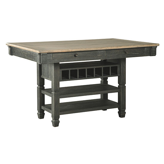 Signature Design by Ashley® Hilton Counter Height Dining Room Table