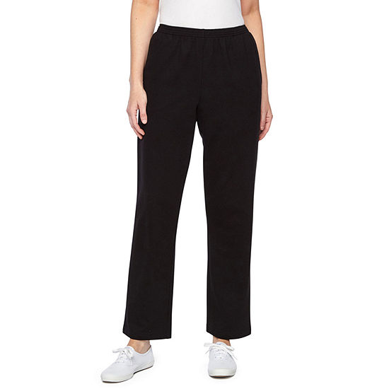 f8cbd425 Alfred Dunner At Ease French Terry Pull On Pants JCPenney