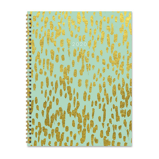 Tf Publishing 2020 Gold Strokes Large Weekly Monthly Planner