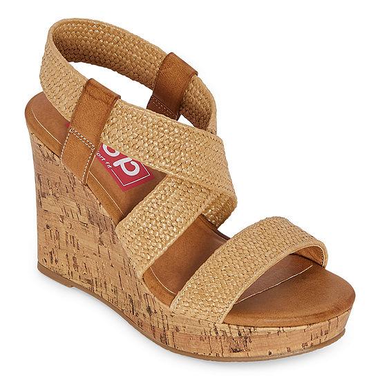 Pop Womens Ambition Wedge Sandals