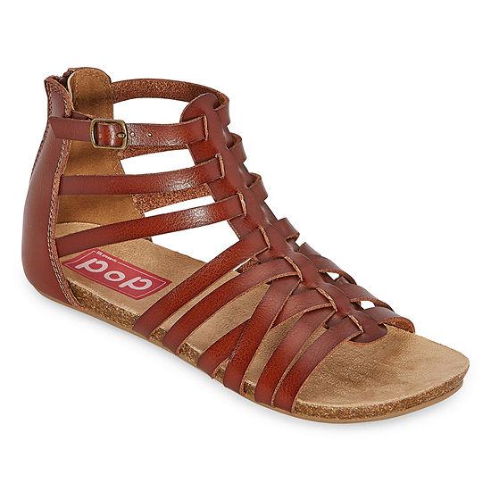 Pop Womens Dayanna Gladiator Sandals