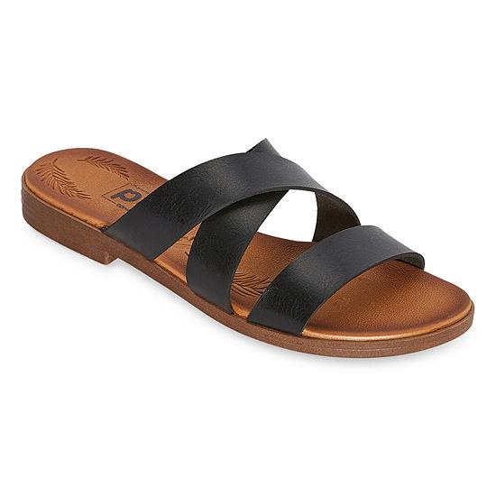 Pop Womens Chinny Flat Sandals