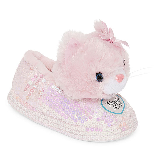 Poochie And Co Girls Ballerina Slippers