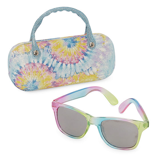 Capelli of N.Y. Round Full Frame Sunglasses - Girls