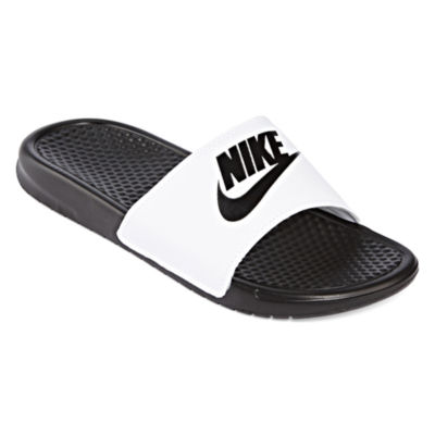 16e13678a373f Nike® Benassi JDI Mens Athletic Sandals - JCPenney