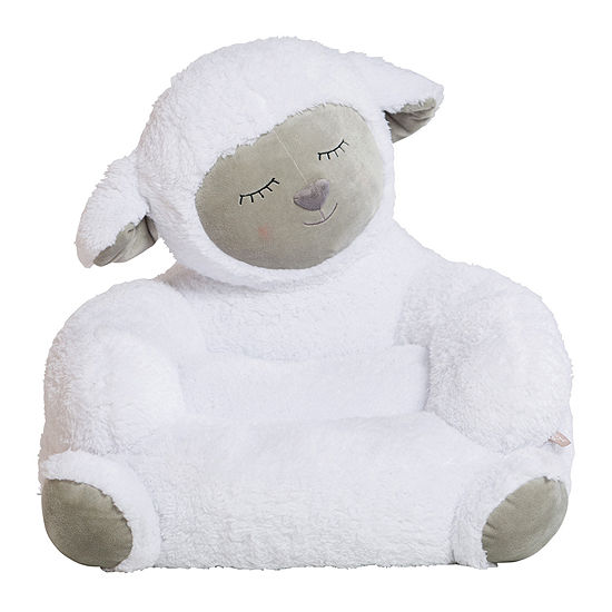 Trend Lab Lamb Plush Chair