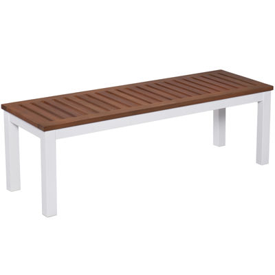 Avalon Outdoor Backless Bench