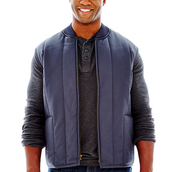 Red Kap® Quilted Work Vest Big & Tall