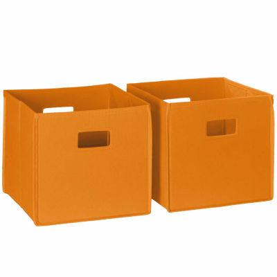 RiverRidge Home 2-pc. Folding Storage Bin Set