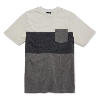 Vans Short Sleeve Crew Neck T-Shirt-Big Kid Boys