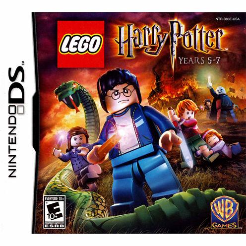 Lego Batman 2 Super Hero Ninjago Video Game-Nintendo DS