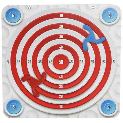 Sharper Image Soft Magnetic Target Toss Dart Board