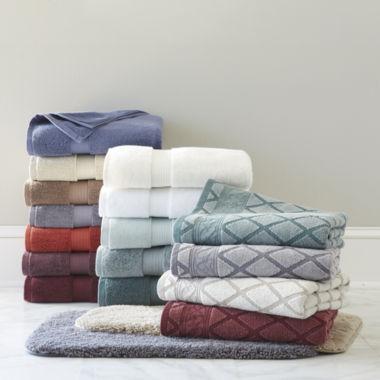 jcpenney.com   Royal Velvet® Signature Soft Bath Towel & Rug Collection