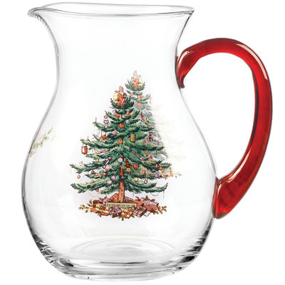 Spode Christmas Tree Serving Pitcher