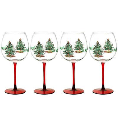 Spode Christmas Tree 4-pc. Drinkware Set