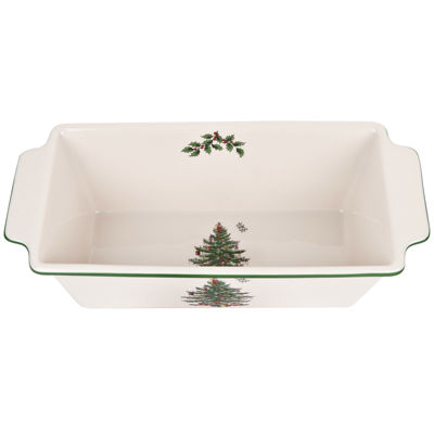 Spode Christmas Tree Loaf Pan