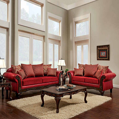 Byron Traditional 2-pc. Seating Set