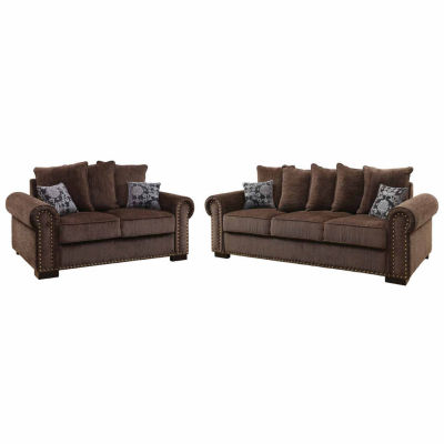 Valdez Transitional 2-pc. Seating Set