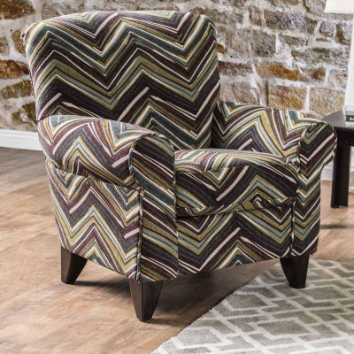 Fiorell Contemporary Fabric Club Chair