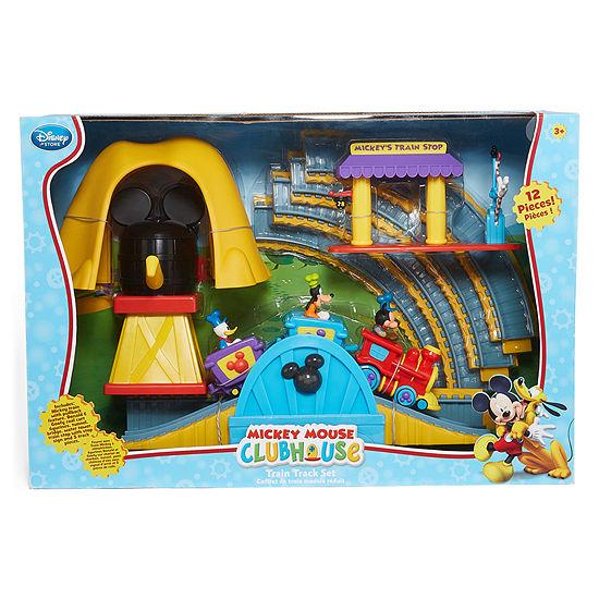 Disney Mickey Mouse Toy Playset - Boys