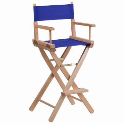 Directors Seat Bar Stool