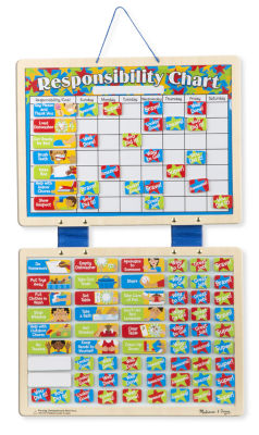 Melissa & Doug® Magnetic Responsibility Chart