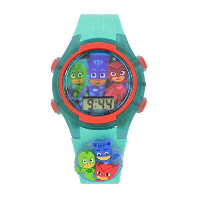 Boys Blue Strap Watch-Pjm4068jc
