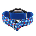 Disney Puppy Dog Pals Boys Blue Strap Watch-Wds000429
