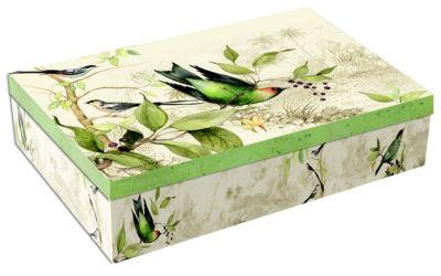 LANG Tropical Birds Bridge Set (2181502)