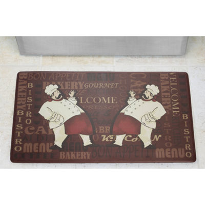 Chef Gear Master Chef Anti-Fatigue Gelness Comfort Kitchen Mat