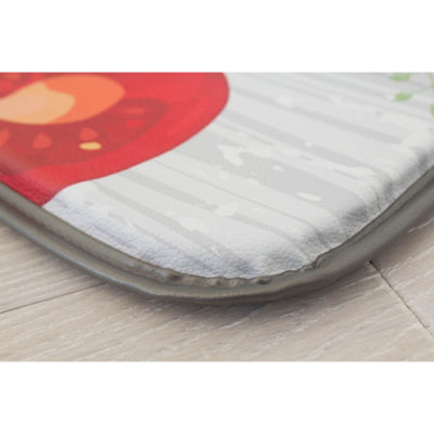 Chef Gear The Best People Anti-Fatigue Faux-Leather Kitchen Mat
