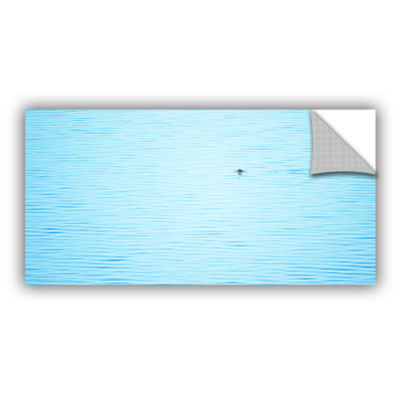 Brushstone Lonely Porpoise Removable Wall Decal
