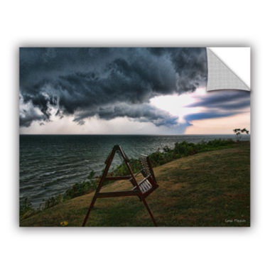 Brushstone Polterstorm Or Thundergeist Removable Wall Decal