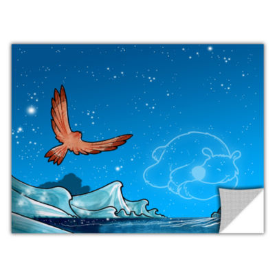 Brushstone Polar 3 Removable Wall Decal