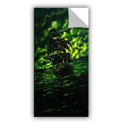 Brushstone Riders On The Storm Removable Wall Decal