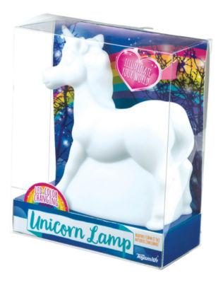 Toysmith Light Up Unicorn Lamp