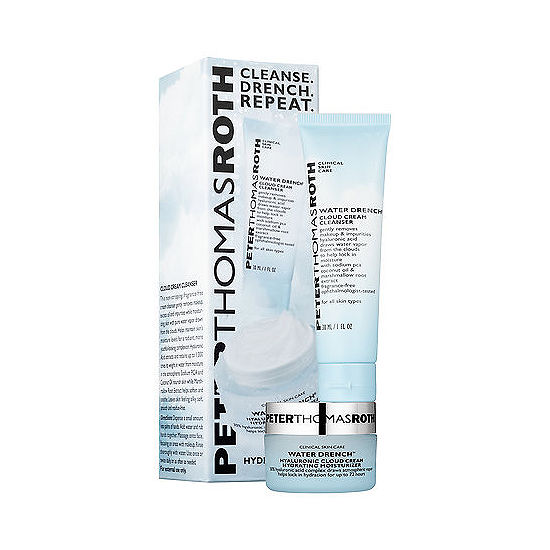 Peter Thomas Roth Cleanse. Drench. Repeat.